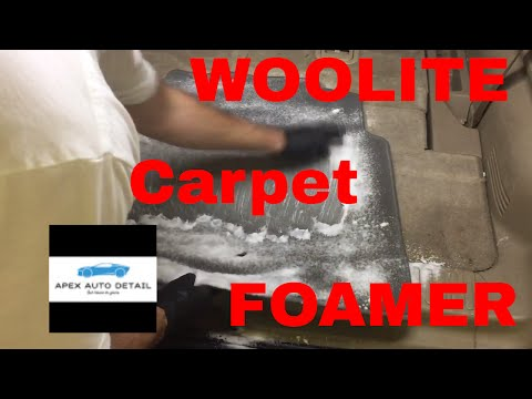 Woolite Foam Carpet Cleaner Is It Must Or Bust