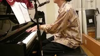 イヤホンで聞いた方が良い感じで聞こえます、途中ピアノミスってます、...