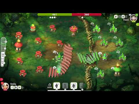 Mushroom Wars 2. Pahoms rachitis #7 |
