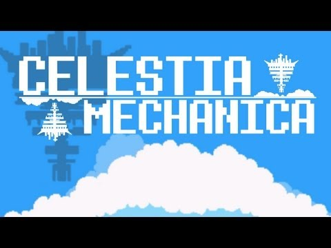 Small Yellow Robot in a Big Strange World - Celestial Mechanica (Free Game Fr-aturday)
