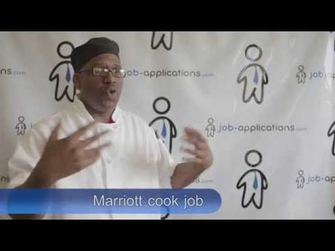 Marriott Hotels Interview - Cook
