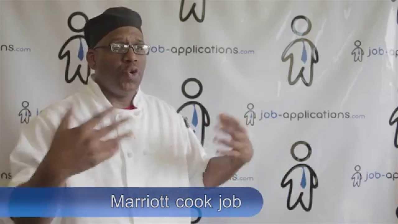Marriott Hotels Interview - Cook