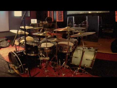 Christon Gray - My Love Is Real (Drum Cover) @Iamphilj @christongray
