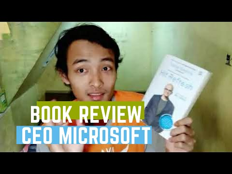 Book Review: Hit Refresh, oleh Satya Nadella CEO Microsoft