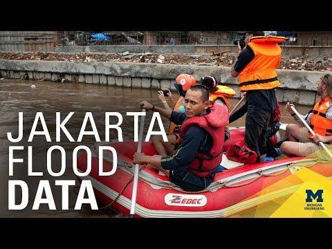 Jakarta - Sinking City