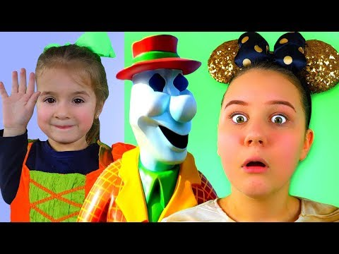 Ruby & Bonnie plays halloween stories in their dreams
