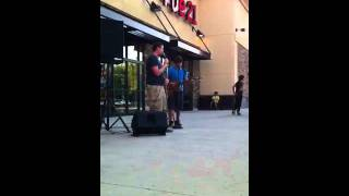 Heartless - Kanye West (acoustic cover) @ Quarter Note Open Mic Mp3