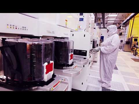 "Preparation for 5G[WAFER FABRICATION](video by ""DIGITAL STUDIO"")"
