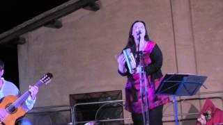 Valentina Ferraiuolo & Trillanima - Lu tambureddu 31/07/2014