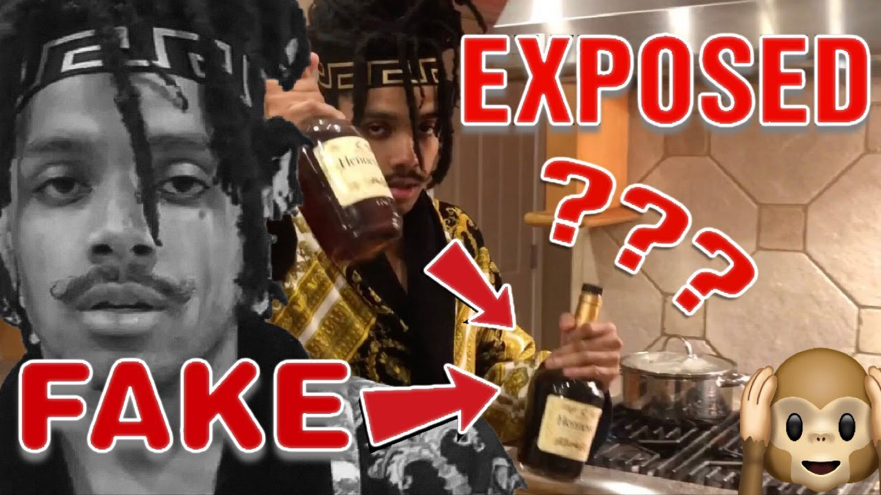 EXPOSED: Harvey J Uses Fake Hennessy On Video (PROOF!) - Henny House Vlog 12