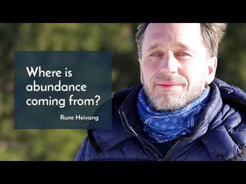 Where is abundance coming from? - De unde apare abundența?
