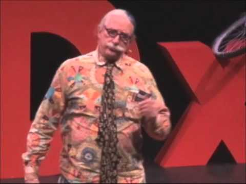 Gesundheit Institute: Patch Adams at TEDxUtrechtUniversity