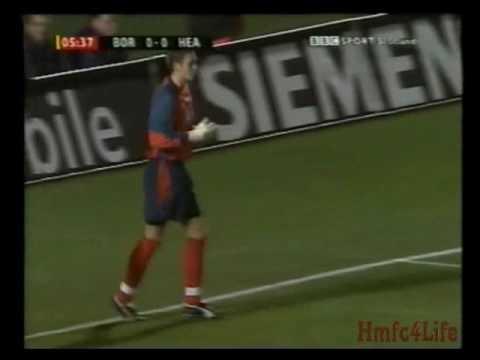 Bordeaux Vs Hearts (0-1) (06-11-2003)