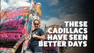 Cadillac Ranch, The Big Texan & More Answers to Your Burning Questions