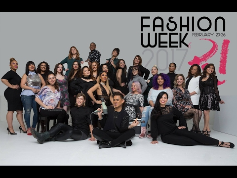 Fashion Week RI 2017 Beauty Squad!