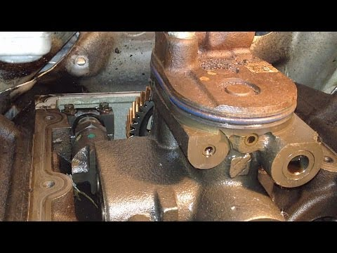 No Start: Ford 6.0L Powerstroke High Pressure Oil Pump Fitting