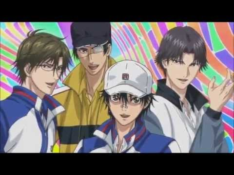 The New Prince of Tennis Ending  Party Time