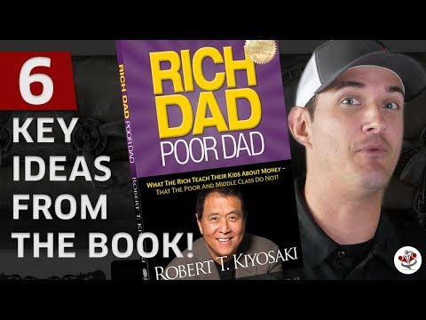 RICH DAD POOR DAD REVIEW (The Robert Kiyosaki Financial Mindset)