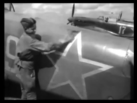 Песня Владимир Высоцкий  Песня о воздушном бое - Военные песни скачать mp3 и слушать онлайн