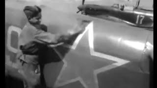 Военные песни: Як-истребитель (Владимир Высоцкий)