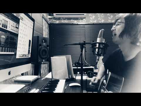 【歌ってみた】『愛し愛されて生きるのさ』小沢健二  ギター弾き語り/Master Honda (録音マイク/Shure MOTIV MV88)