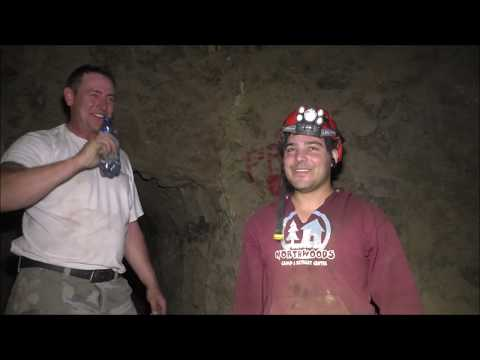 Ropes Take Us Down More Big Old  Mines In Mexico Part 3