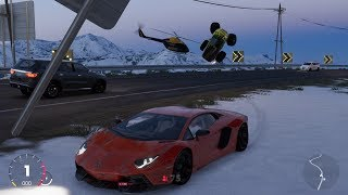 The Crew 2 - Fully Upgraded 330mph Lamborghini Aventador LP700-4 Gameplay + Perfect Tuning