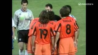 Fiebre Maldini - El Valencia gana La Liga en 2002