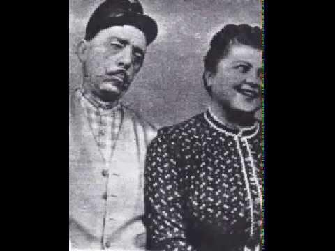 Fónay Márta Szabó Ernő -  Azt álmodtam az éjjel