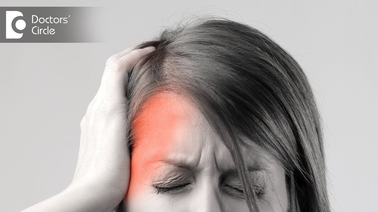Causes And Cure For Right Sided Headaches In Women Nearing