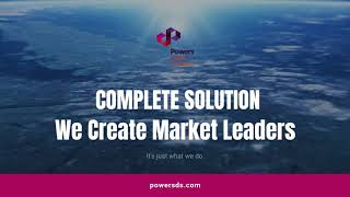 We Create Market Leaders