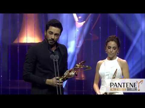 Pantene Altın Kelebek En İyi Dizi Çifti Ödülü – Öykü Karayel ve Gökhan Alkan