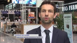 Yvelines | Vélizy 2: La nouvelle extension mêle restauration et loisirs