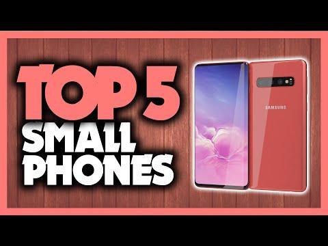 Best Small Phones In 2020 [Top 5 Smartphones Smaller Than Your Hand!]