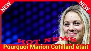 Pourquoi Marion Cotillard était présente au sommet climat auprès d'Emmanuel Macron?