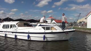 Corsair Light - Reflections Hire Boat Sales