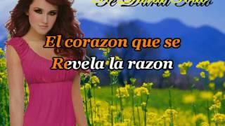 Te daria todo (Karaoke/Instrumental)