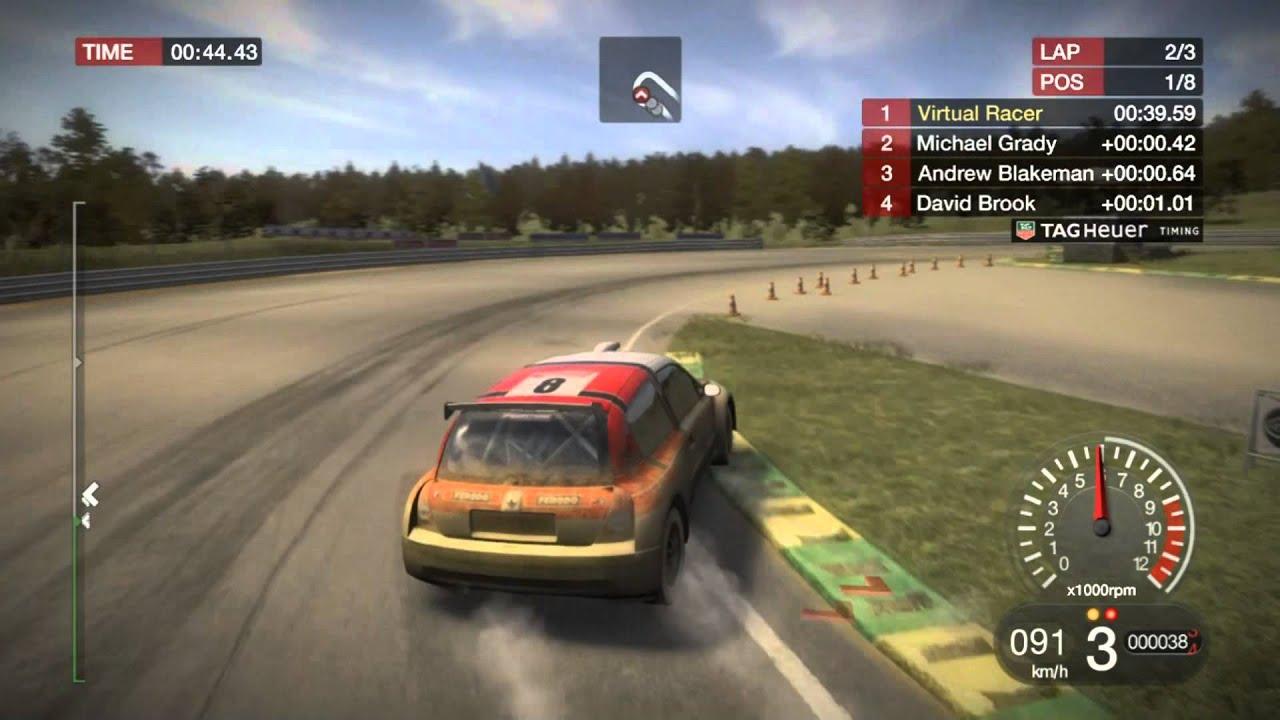 circuit des ducs rallycross essay
