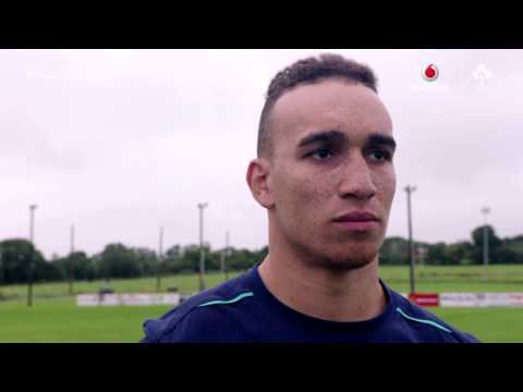 Vodafone Rugby | Meet Ultan