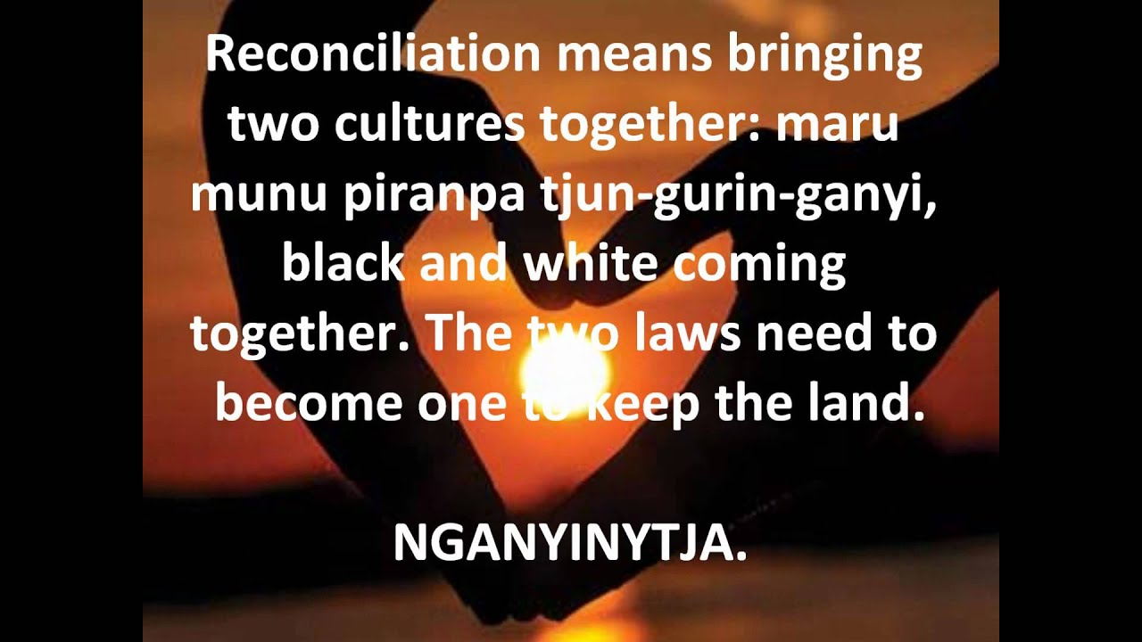 love reconciliation quotes the