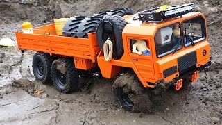 RC ADVENTURES - 6x6 Off Road Warrior (RC4WD BEAST 2)