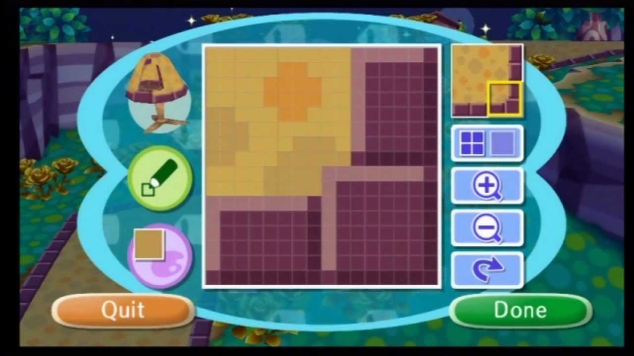 Animal Crossing Patterns Interesting Decorating Design