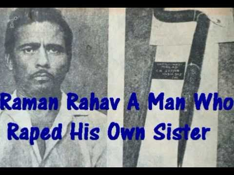 Raman Raghav A Serial Killer In India