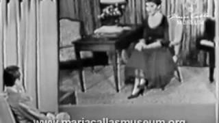 Maria Callas: Person to Person interview with Ed Murrow (New York, Jan. 24, 1958) thumbnail