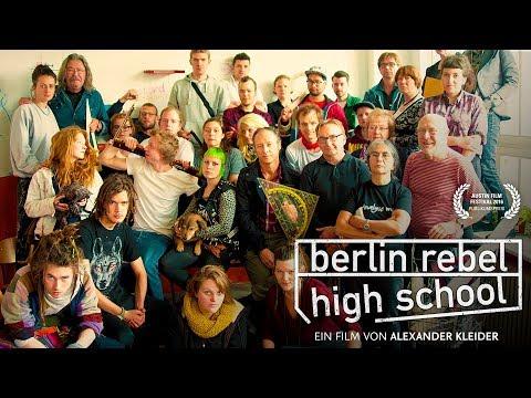 BERLIN REBEL HIGH SCHOOL english