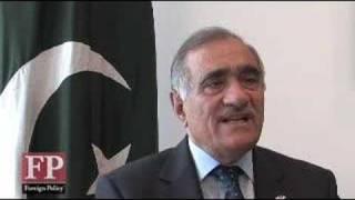 FPTV: Pakistani Amb. Mahmud Ali Durrani