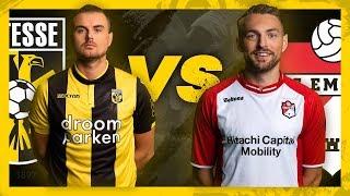PASKIE ROKUS (VITESSE) VS LUUK JANS (FC EMMEN) | POULE A | SPEELRONDE 2 | XBOX
