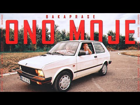 BAKAPRASE - ONO MOJE (Official Video)