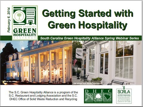 Getting Started with Green Hospitality
