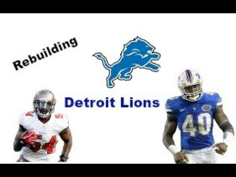 Rebuilding The Detroit Lions Madden 18 CFM | Drafting a Superstar Strong Safety
